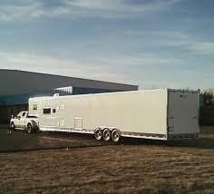 2016 used vine trailers race trailer gooseneck toy hauler in indiana in