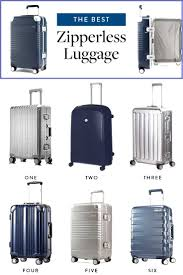 Delsey Luggage Size Chart Best Zipperless Luggage The 1 Luggage Feature To Look For