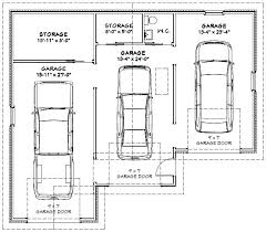 One Story 4 Car Garage Homes Now Available In Las Vegas4 Car Garage Size