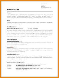 curriculum vitae layout template cv format uk korest jovenesambientecas co