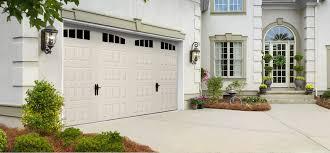 Oak Summit Garage Door Collection