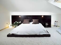 It S Okay To Put Your Bed On The Floor Architectural Digest For ...