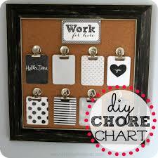 Cute Chore Chart Work For Hire Diy Chore Chart