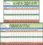 Scorecard | Eagle Creek Golf