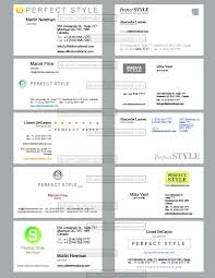 business card excel template 16 business card templates images free business card