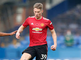 Scott mctominay opted to represent scotland over england after gareth southgate only sent the manchester united starlet a text persuading him to represent the three lions in comparison to the. Manchester United Star Scott Mctominay Opens Up On New Position Manchester Evening News