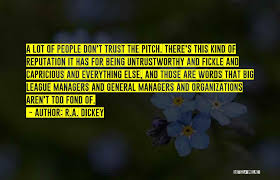 Organization Quotes 69 Wonderful Top 24 Quotes Sayings About Trust In Organizations