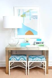 west elm parsons desk foyer with west elm parsons metal desk with recycled glass lamp and