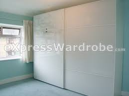 ikea pax tonnes sliding door wardrobe 300cm