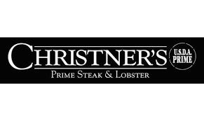 christner s prime steak lobster gift basket with 150 gift card bottle of wine gles