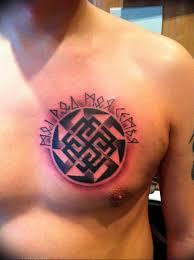 фото руны обереги тату 03042019 017 Runes Amulets Tattoo