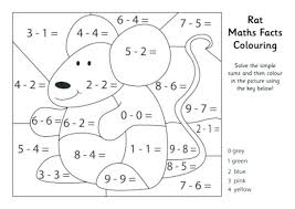 Coloring Pages Math Maths Worksheets Free Math Coloring Pages For
