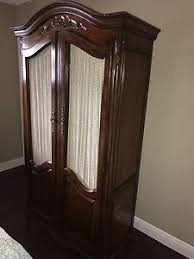 armoire furniture antique. Image Is Loading VINTAGE-WHITE-FURNITURE-CO-ARMOIRE-WARDROBE Armoire Furniture Antique Y