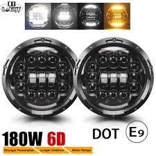 <b>CO LIGHT</b> Car Front <b>Light</b> for Niva <b>Lada</b> 4X4 UAZ Headlight 50W ...