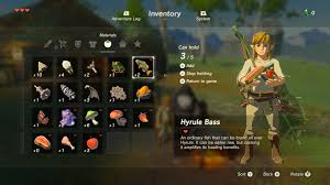 Things You Should Know In Breath Of The Wild The Legend Of