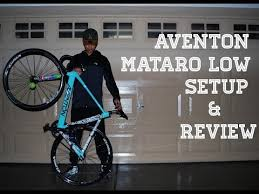 Aventon Mataro Low Setup And Review