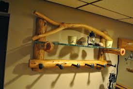 Amish Coat Rack Amish Coat Rack Cedar Rustic Log Hall Tree Racks daniioliver 65