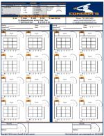 Baseball Spray Chart Template Gamegrade Charts