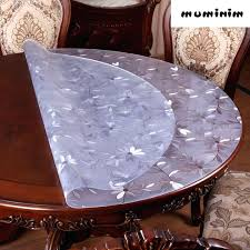 how to make plastic tablecloths look nice round plastic tablecloths unique waterproof round table cloth soft