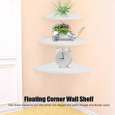 Floating Corner Shelves Walmart