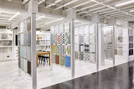 Tiles Showroom Design Ideas Surfaces And Tile Display In The San Francisco Showroom
