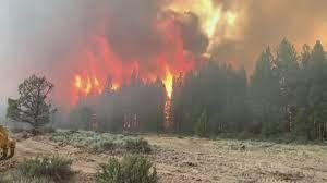 Western Washington firefighters deploy ...