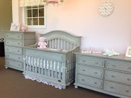 Nursery Decors & Furnitures Pink And Grey Nursery With Cherry