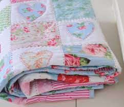 518 best *Patchworkï¼?Quilt â?¡ images on Pinterest | Patchwork ... & Helen Philipps: Strawberry Hearts Quilt. Patchwork ... Adamdwight.com