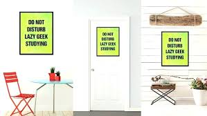 Perfect How To Make A Bedroom Door Bedroom Door Signs How To Decorate Your Bedroom  Door Funny .