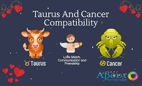 Capricorn Man With Cancer Woman Love Match Chart Taurus And Cancer Compatibility Love And Friendship