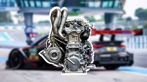 Race Car Engine Design Audis New Four Cylinder Race Engine Has A Ridiculous 610 Hp
