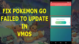 How To Update Pokemon GO On VMOS - YouTube