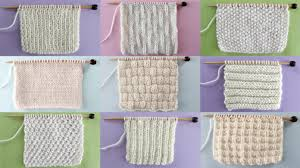 Beginning Knitting Patterns