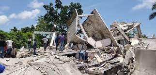Haiti hit by 7.2 earthquake; at least ...