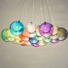 creative designs in lighting. colorful glass pendant light creative design lamp for living room bar decorchina designs in lighting