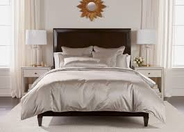 Easy Care Solid Duvet Cover Set Made By Design Salena Taupe Cotton Blend Duvet Cover And Shams Ethan Allen