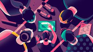 Graphic Design Trends 2019 Predictions Graphic Design Trends Ideas And Predictions For 2020