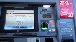 banks get closer to an actual automated teller wfae banks get closer to an actual automated teller