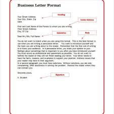 Business Letter Head Format Sample Incident Report Form