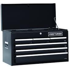 Craftsman 6 Drawer Rolling Cabinet 6 Drawer Craftsman Tool Chest Expand Your Possibilities With Sears