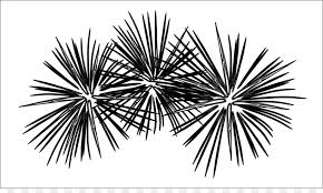 fireworks clipart black and white transparent. Interesting White Fireworks Black And White Clip Art  Cliparts Inside Clipart And White Transparent