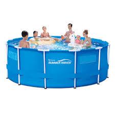 Купить каркасный <b>бассейн</b> 366х132см <b>Summer Waves</b> недорого ...