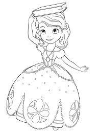 Principesse Disney Da Colorare E Stampare