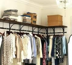 wall mounted clothing rod wall mounted clothing rod wardrobe racks wall mount clothes rod closet rod wall mounted clothing