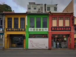 Singapore Red Light District Photo Geylang Oh Geylang How Mainland Chinese Fell In And Out Of