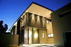 Modern Exterior Lights - Modern exterior home