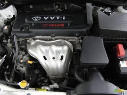 2007 Toyota Camry XLE 2.4L DOHC 16V VVT-i 4 Cylinder Engine Photo ...