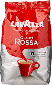 The beans are medium blend with a level 5 delicate intensity from brazil and africa. Mokykla Pilietis Sudarykite Lavazza Rossa 1 Kg Jerry Lim Com
