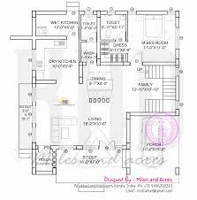 mail floorplan. Floor Plan And Elevation Of Pleasing New Contemporary Home Designs - Hazlotumismo Mail Floorplan N