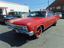 1966 Chevrolet Impala for Sale on ClassicCars.com